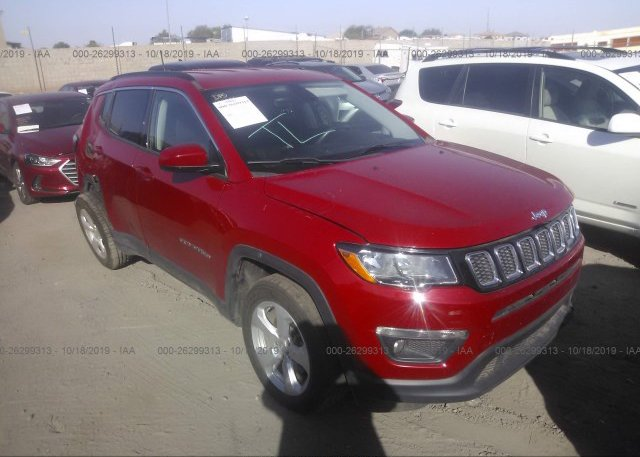 Inventory #212091379 2017 JEEP COMPASS