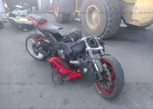Inventory #614897298 2012 Kawasaki ZX1000