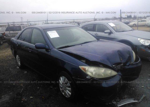Inventory #729140828 2005 Toyota CAMRY