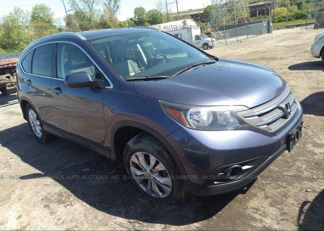 Inventory #299284256 2012 Honda CR-V