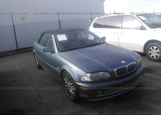 Inventory #792280538 2002 BMW 330