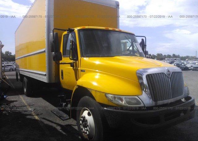 Inventory #610836095 2012 INTERNATIONAL 4300