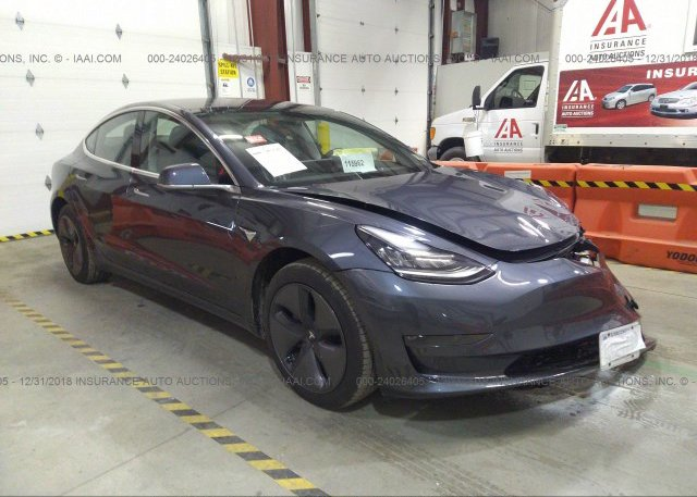Inventory #708367492 2018 Tesla MODEL 3
