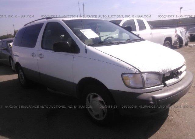 Inventory #989943456 1998 Toyota SIENNA