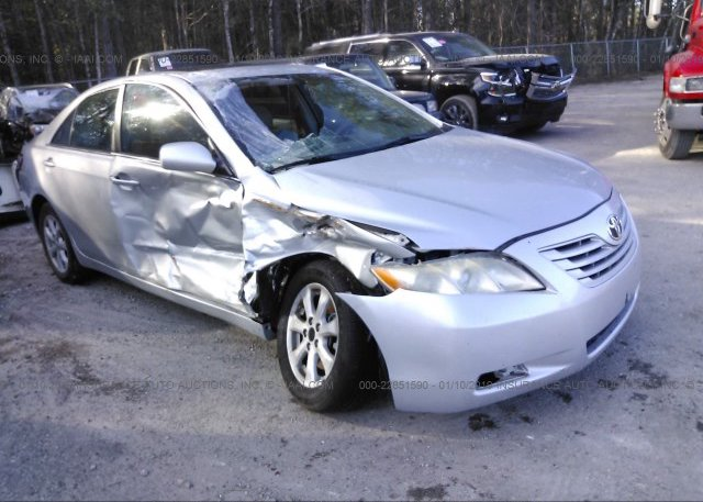 Inventory #550807470 2007 Toyota CAMRY NEW GENERAT