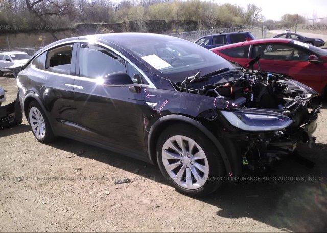 Inventory #818923457 2016 Tesla MODEL X