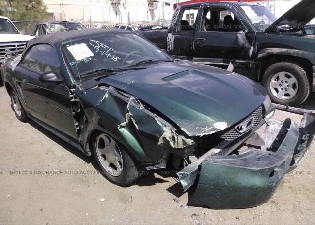 Inventory #647147033 2001 FORD MUSTANG