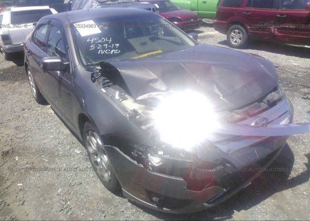 Inventory #601425343 2011 FORD FUSION