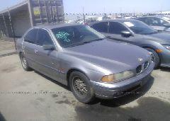 2000 BMW 528