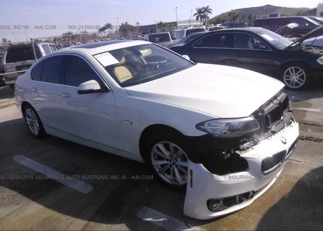 Inventory #701133408 2016 BMW 528