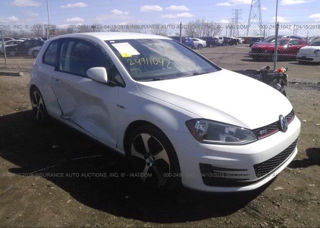 Inventory #361892885 2016 Volkswagen GTI