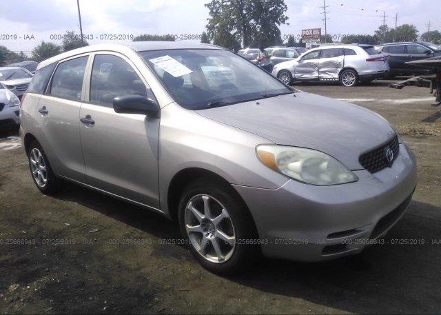 Inventory #498456569 2003 Toyota COROLLA MATRIX