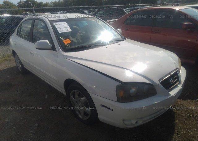 Inventory #321124755 2005 Hyundai ELANTRA