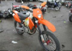 2006 KTM 525