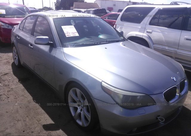 Inventory #987207297 2007 BMW 550