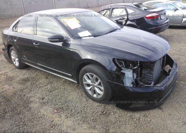 Inventory #624754950 2017 Volkswagen PASSAT