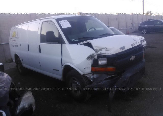 Inventory #778206616 2005 Chevrolet EXPRESS G2500