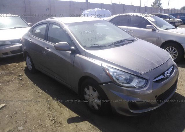 Inventory #862258356 2013 Hyundai ACCENT