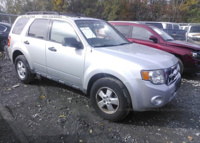 Inventory #120484387 2009 FORD ESCAPE