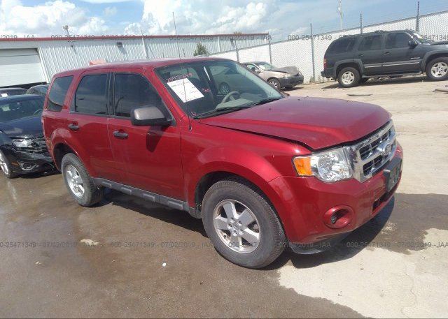 Inventory #948202122 2010 FORD ESCAPE
