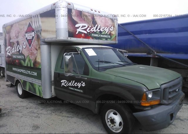 Inventory #400304303 1999 FORD F350