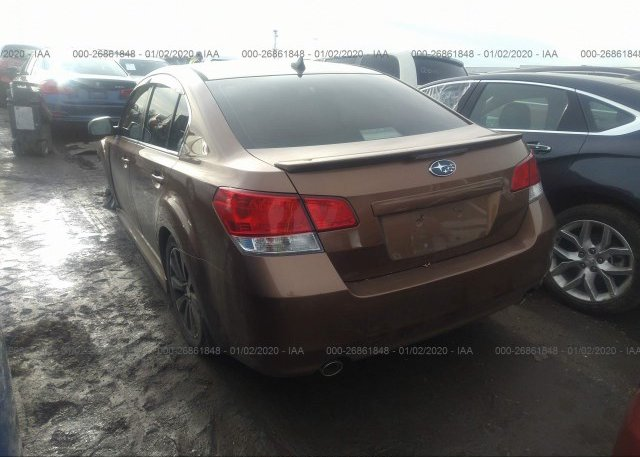 купить 2011 Subaru LEGACY 4S3BMDJ61B2231455