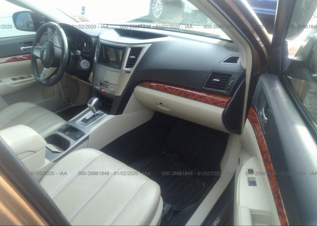пригнать из сша 2011 Subaru LEGACY 4S3BMDJ61B2231455
