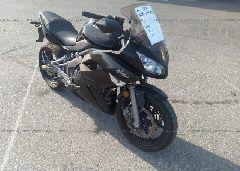2009 Kawasaki EX650