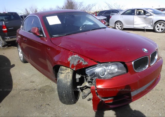 Inventory #240957477 2010 BMW 128