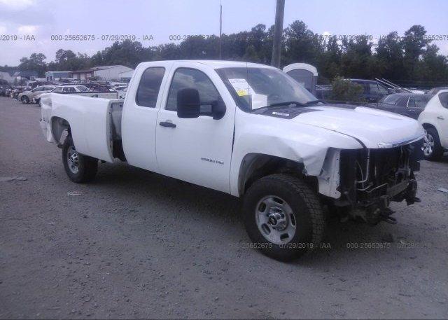 Inventory #303131377 2013 Chevrolet SILVERADO