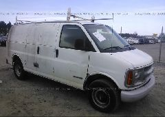 2000 Chevrolet EXPRESS G2500