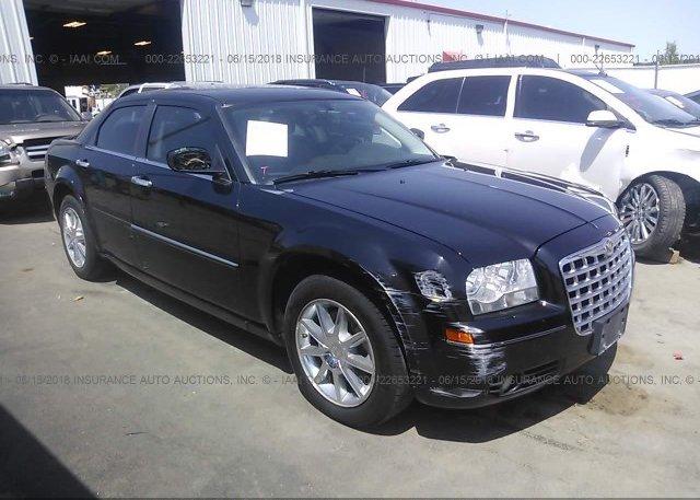 Inventory #172276323 2009 Chrysler 300