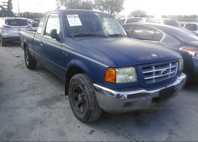 Inventory #573285671 2001 FORD RANGER