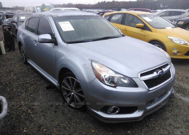 Inventory #845224954 2014 Subaru LEGACY