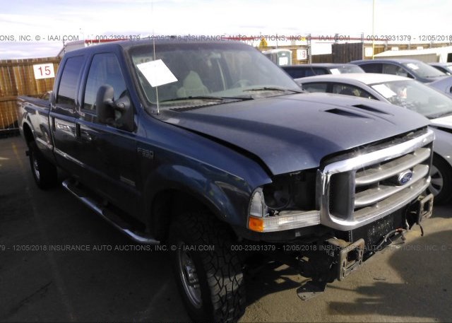 Inventory #354501909 2004 FORD F350