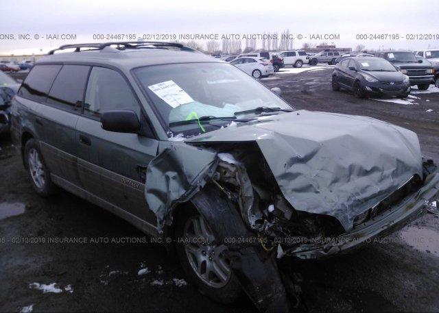 Inventory #824694909 2003 Subaru LEGACY