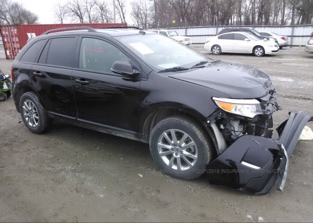 Inventory #236034463 2013 FORD EDGE