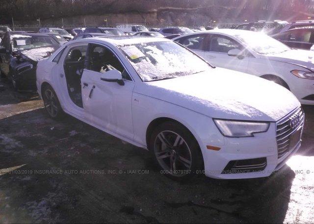 Inventory #235224407 2017 AUDI A4