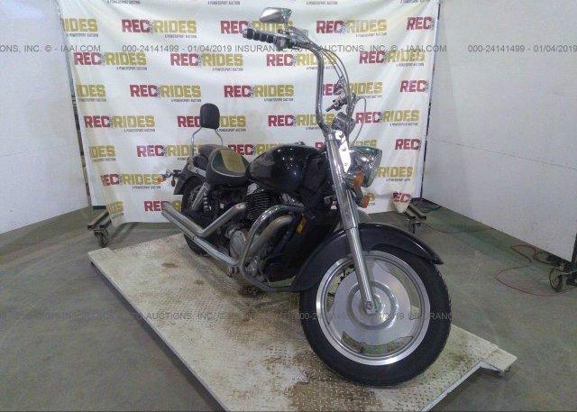 Inventory #325233200 2002 Honda VT1100