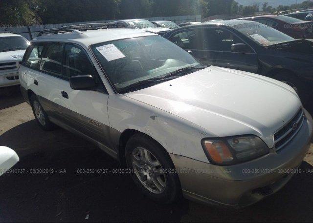 Inventory #945348942 2001 Subaru LEGACY