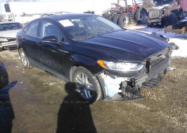 Inventory #947888431 2014 FORD FUSION