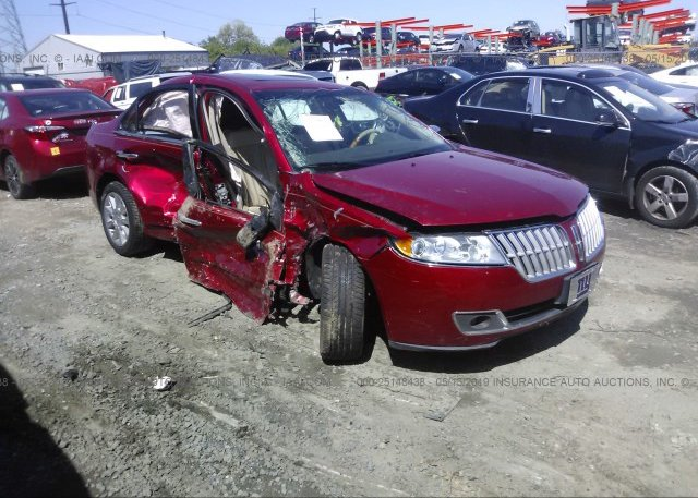 Inventory #135585987 2011 Lincoln MKZ