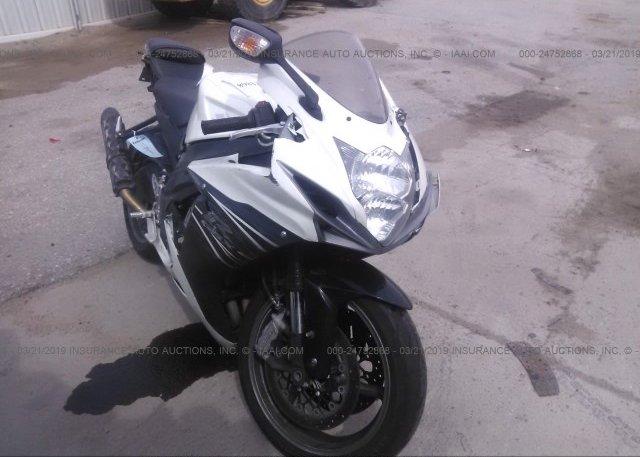 Inventory #876107836 2011 Suzuki GSX-R600