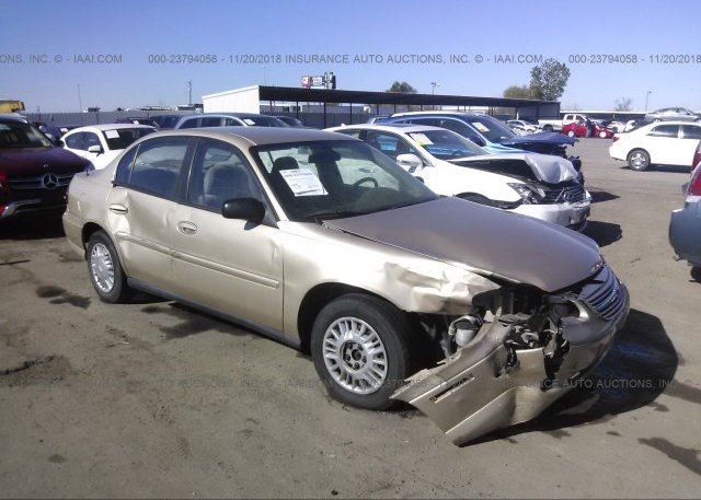 Inventory #567094013 2005 Chevrolet CLASSIC