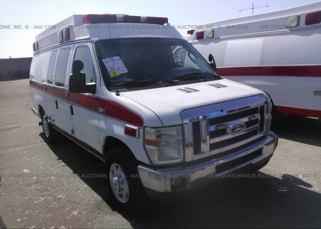 Inventory #175534905 2008 FORD ECONOLINE