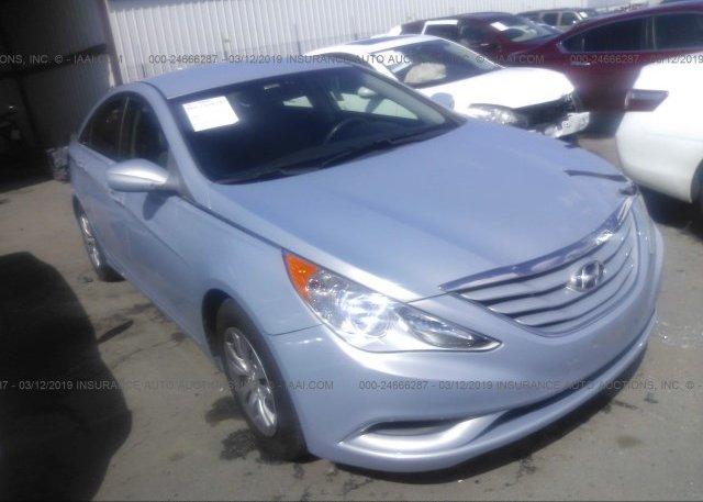 Inventory #179453795 2013 Hyundai SONATA
