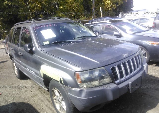 Inventory #831515152 2004 JEEP GRAND CHEROKEE