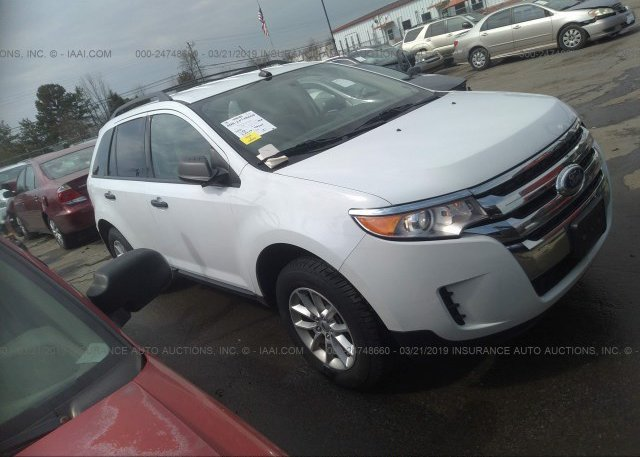Inventory #680688908 2014 FORD EDGE