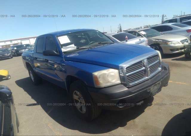 Inventory #906120499 2007 Dodge DAKOTA