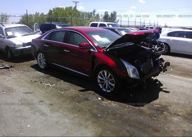Inventory #461575422 2013 Cadillac XTS